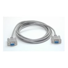StarTech.com 10 ft. Cross Wired Serial/Null...