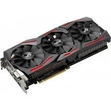 Videokaart Asus Radeon RX 480 Strix Gaming...