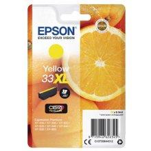Epson ink cartridge yellow Claria Premium 33...