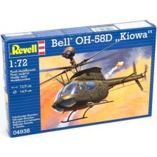 Revell Bell OH-58d 'Kiow a