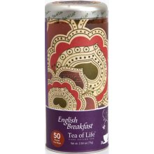 VAIKIMISI Teepadjad Tea of Life English...