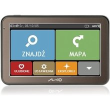 GPS-навигатор Mio Spirit 7500 Full Europe...