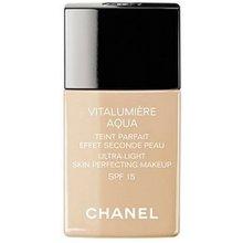 Chanel Vitalumiere Aqua Makeup SPF15 10...