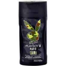 PLAYBOY Play It Wild, гель для душа 250ml...