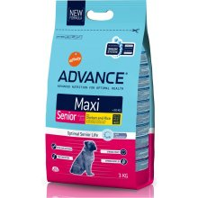 ADVANCE Dog Maxi Senior Chicken ja Rice...