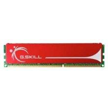 Mälu G.Skill DDR1 2GB (2x1GB) NS punane...