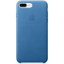 Apple iPhone 7 Plus Leather Case Sea Blue