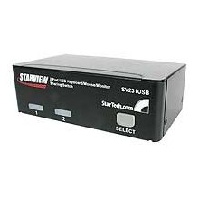 StarTech.com 2 Port Starview USB kvm Switch...