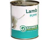 Natures Protection Puppy Lamb 800 g...