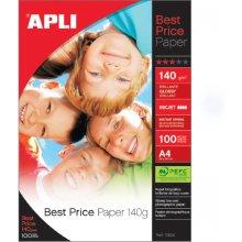 Apli Fotopaber Best Price A4 140g/m2...