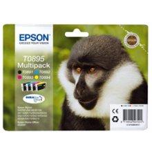 Tooner Epson Set T0895 CMYK MultiPack...