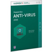 KASPERSKY LAB Kaspersky Anti-Virus 2016...