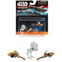 HASBRO SW E6 3-Pack, End or Forest Battle