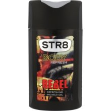 STR8 Rebel, гель для душа 250ml, гель для...
