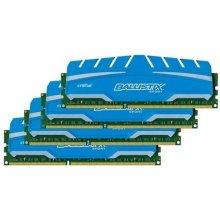 Mälu Ballistix Sport XT 32GB Kit DDR3 8GBx4...