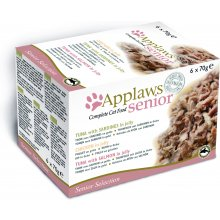 Applaws cat Senior Jelly multipack - 6x70g