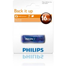 Mälukaart Philips FM16FD35B, Blue, USB 2.0...