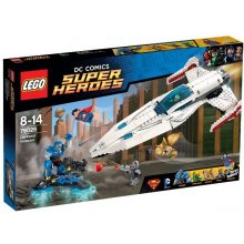 LEGO Super Heroes Darkseid Invasion