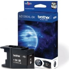 Tooner BROTHER Ink LC1280XLBK black | 2400...