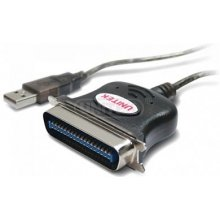 Unitek adapter USB to printer kaabel, Y-120