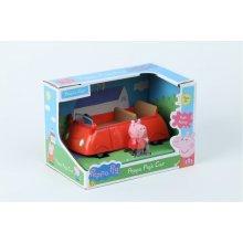 Tm Toys Set koos figure Peppa Pig Car II