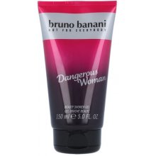 Bruno Banani Dangerous Woman, гель для душа...
