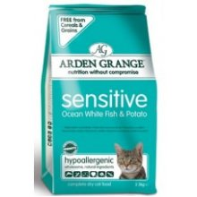 Arden Grange Adult Cat Sensitive ookeanikala...