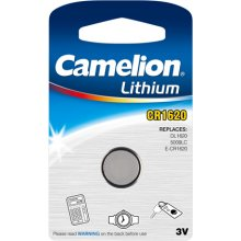 Camelion CR1620, liitium, 1 pc(s)