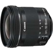 Canon EF-S 10-18/4.5-5.6 IS STM + EW-73C +...