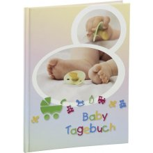 Hama Sascha Baby Diary 20,5x28 44 Pages...
