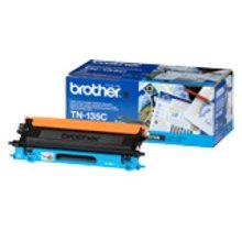 Tooner BROTHER TN-135 C Toner helesinine
