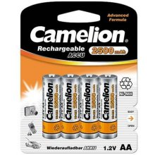 Camelion AA/HR6, 2500 mAh, Rechargeable...