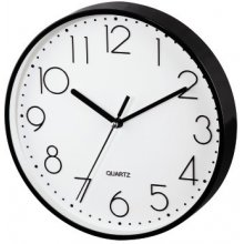 Hama WALL CLOCK PG-220 BLACK