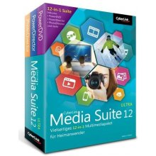 CyberLink Media Suite 12 Ultra Win DVD...