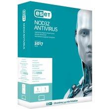 ESET NOD32 Antivirus PL 1U 1Y ENA-N-1Y-1D