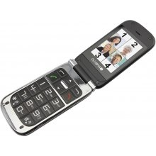 Mobiiltelefon Olympia Becco Plus black