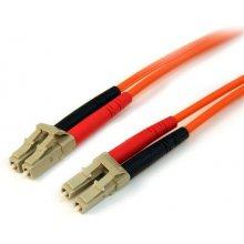 StarTech.com 1m 50/125 Multimode LC-LC Fiber...
