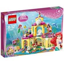 LEGO Princess submarine palace Arielki