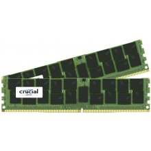 Mälu Crucial 32GB KIT DDR4 2133 MT/s 16GBx2...