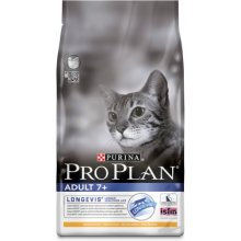 Pro Plan cat ADULT 7+ CHICKEN&RICE 1,5KG