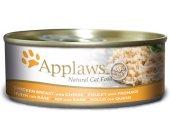 Applaws konserv Chicken & Cheese 24x156g