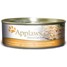 Applaws konserv Chicken & Cheese 24x156g