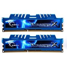 Mälu G.Skill DDR3 16GB PC14900 CL9D KIT...