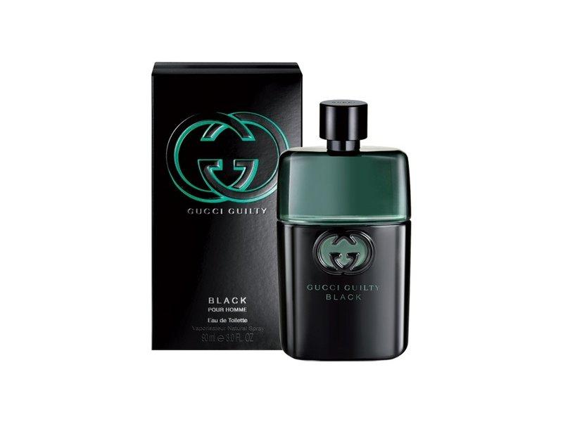 efbd355767 Gucci Gucci Guilty Black Pour Homme 90ml - Eau de Toilette for men