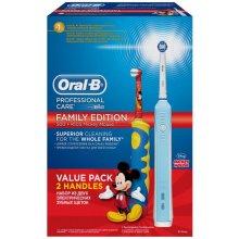 Hambahari BRAUN Electric toothbrushes...