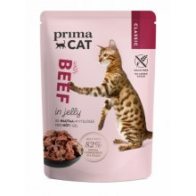 PrimaCat Classic Beef in jelly - 85g |...