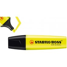 Stabilo Tekstimarker Boss жёлтый 24