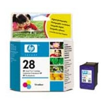 Tooner HP tint CARTRIDGE COLOR NO.28/8ML...