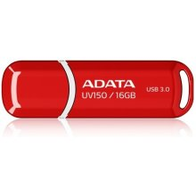 Флешка ADATA DashDrive UV150 16GB красный