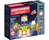 Magformers Neon Led Set - 31 частей